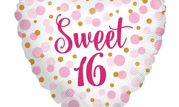 Sweet16 Heart