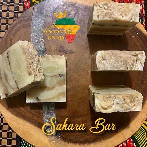 Sahara Clear Soap Bar