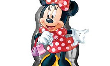 32in Minnie Shape