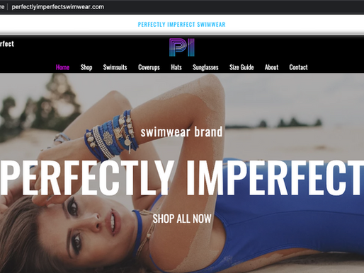 Perfectly Imperfect Swimwear!