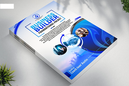 Business Builder Foundational Packet 140 pages