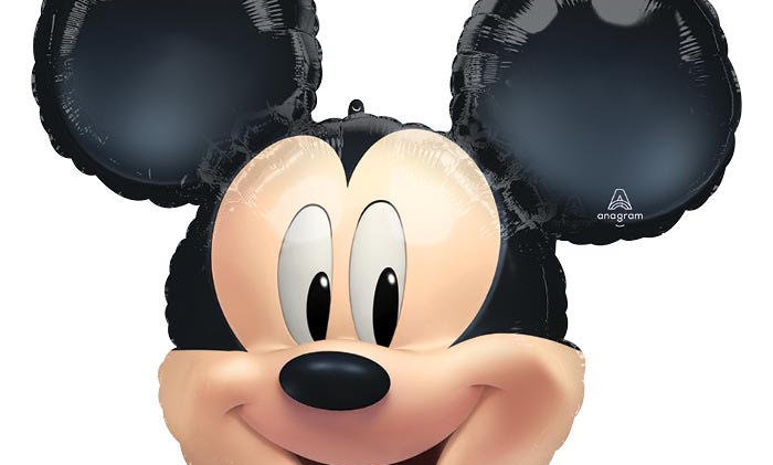 """25"""" Mickey Mouse Forever Shape"""