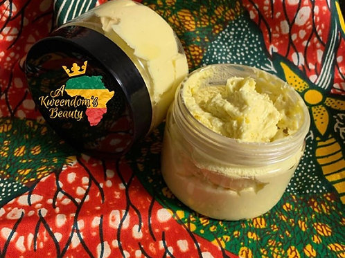 Whipped Yellow Shea Body Butter