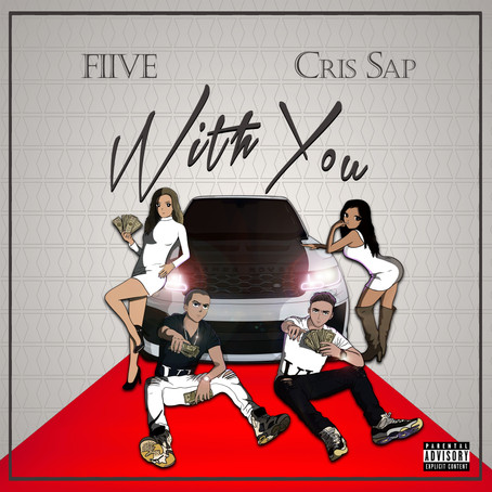 FIIVE FT. CRIS SAP - WITH YOU