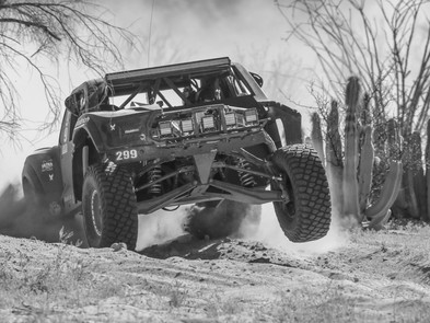 Scout the Baja 500 Course with Driver Charles Dorrance