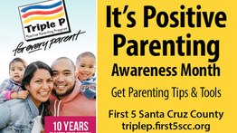 This Month Marks 11th Anniversary for Positive Parenting Program