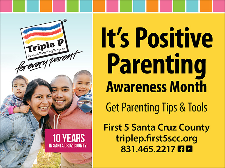 Positive Parenting Awareness Month