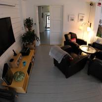 Main TV area