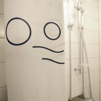 Shower 2nd floor
