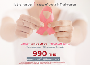 Package Breast Cancer Screening 990 THB