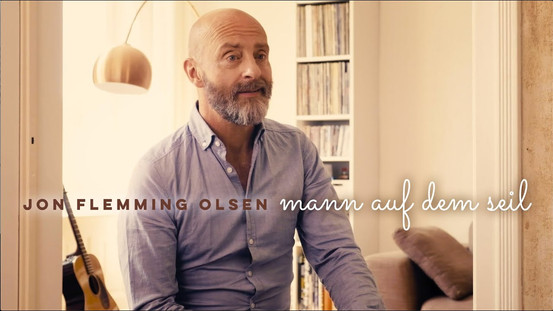 """Album-Bio """"Mann auf dem Seil"""""""