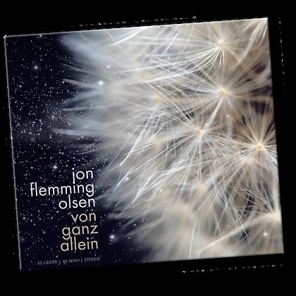 """Album-CD """"Von ganz allein"""", 2017"""