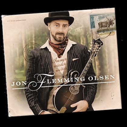 """Album-CD """"Immer wieder weiter"""", 2014"""