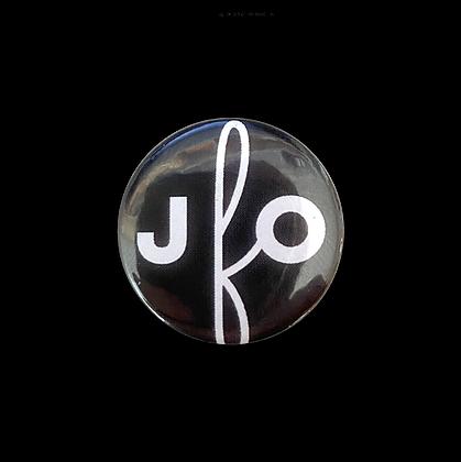 """Button """"JFO"""", gratis zu jeder Bestellung!"""