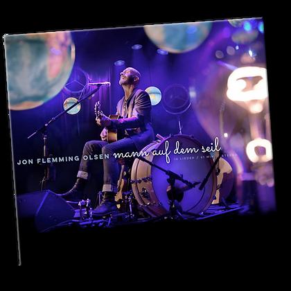 "Album-CD ""Mann auf dem Seil"", 2020"