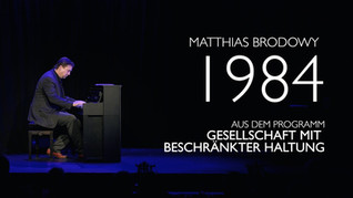 """Song """"1984"""" im Hamburger """"Schmidtchen"""" (2017)"""