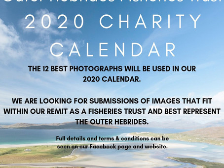 2020 Charity Calendar Photography Competition