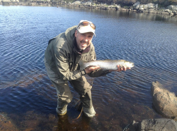 Sea Trout - North Uist