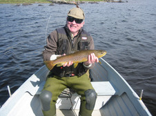 5lb-8oz Brown Trout