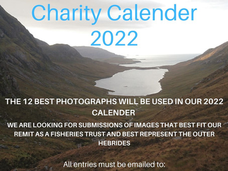 2022 Charity Calendar Photography Competition