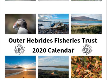 2020 Charity Calendar