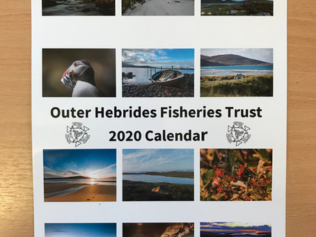 CALENDAR AVAILABLE FOR SALE. £7.00 PLUS P+P