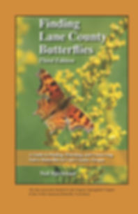 """Cover of """"Finding Lane County Butterflies"""""""