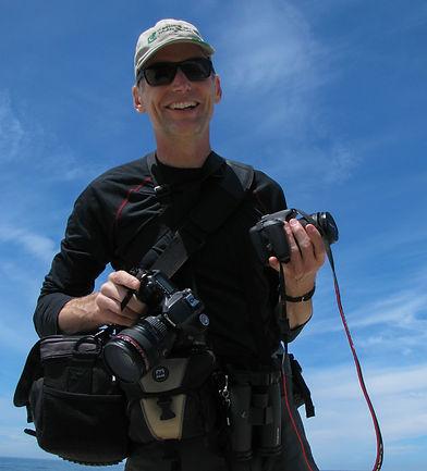 Photo of author/photographer Neil Bjorklund
