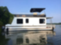 Catamaran Cruiser 1035 Houseboat 10'x35'