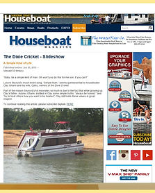 Catamaran Cruisers Houseboat Manufacturer