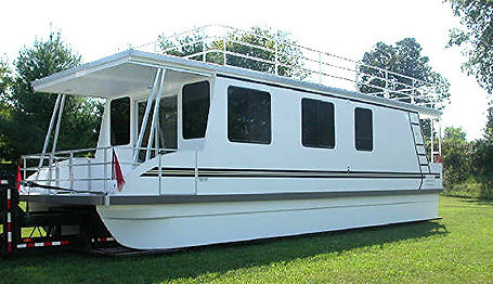 Catamaran Cruiser 1239 Houseboat 12'x39'