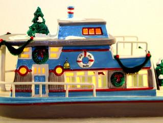 Christmas Comes to Catamaran Cruisers