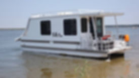 Catamaran Cruisers Trailerable Lil Hobo Houseboat