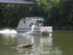 Catamaran Cruisers Party Cat Deck Boat