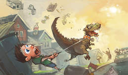 Walk the Dino