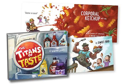 The Titans of Taste
