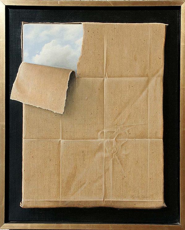 Paysages ?: acrylique sur toile (33 cm x 41 cm)