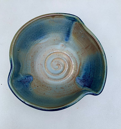 Altered Three Sided Bowl
