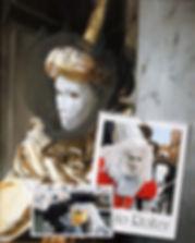 Hommage à Fulvio Roiter: acrylique sur toile (50 cm x 61 cm)
