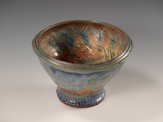 Small Sine Wave Bowl