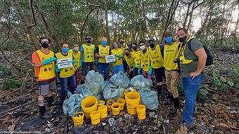 124ª Ação Voluntária EcoFaxina