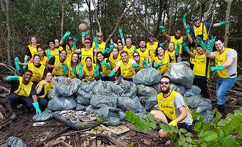 111ª Ação Voluntária EcoFaxina