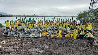 126ª Ação Voluntária EcoFaxina