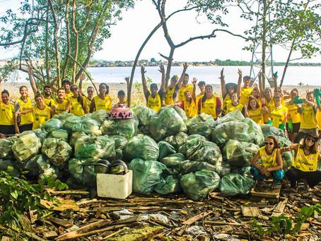 Instituto EcoFaxina retoma ações voluntárias no próximo domingo (27/09)
