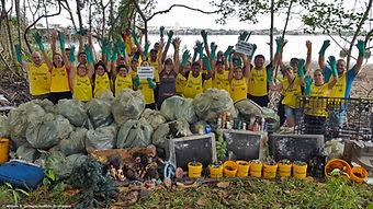 115ª Ação Voluntária EcoFaxina