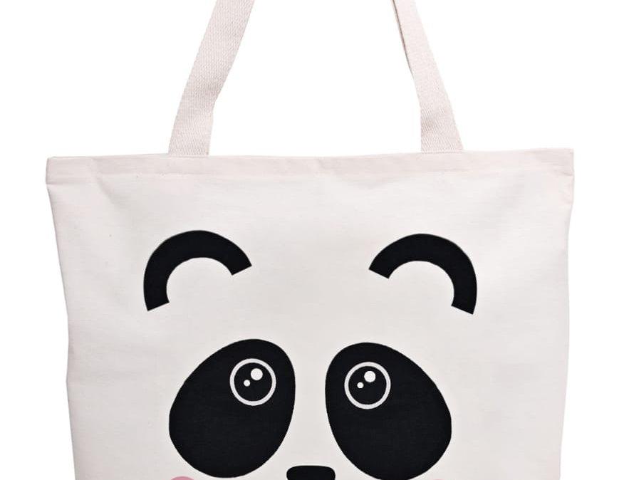 Ecobag Panda