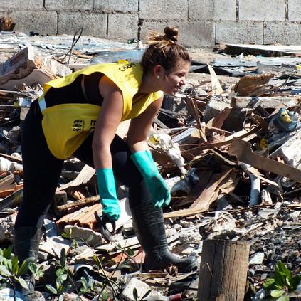 Ação Voluntária EcoFaxina