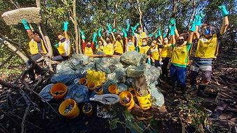 123ª Ação Voluntária EcoFaxina
