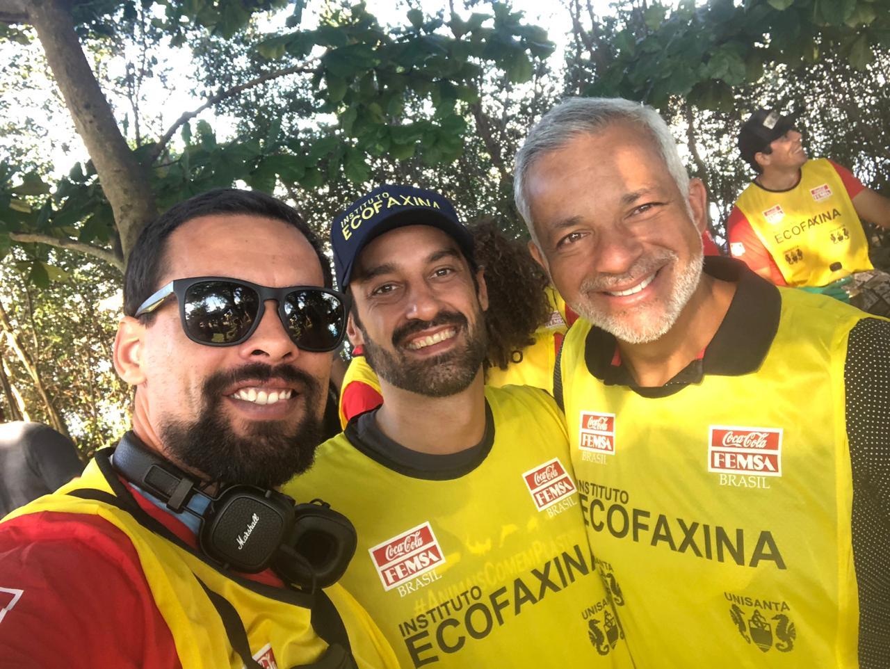 103ª Ação Voluntária EcoFaxina