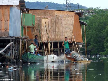 Pesquisa confirma contaminação por metais no Rio dos Bugres